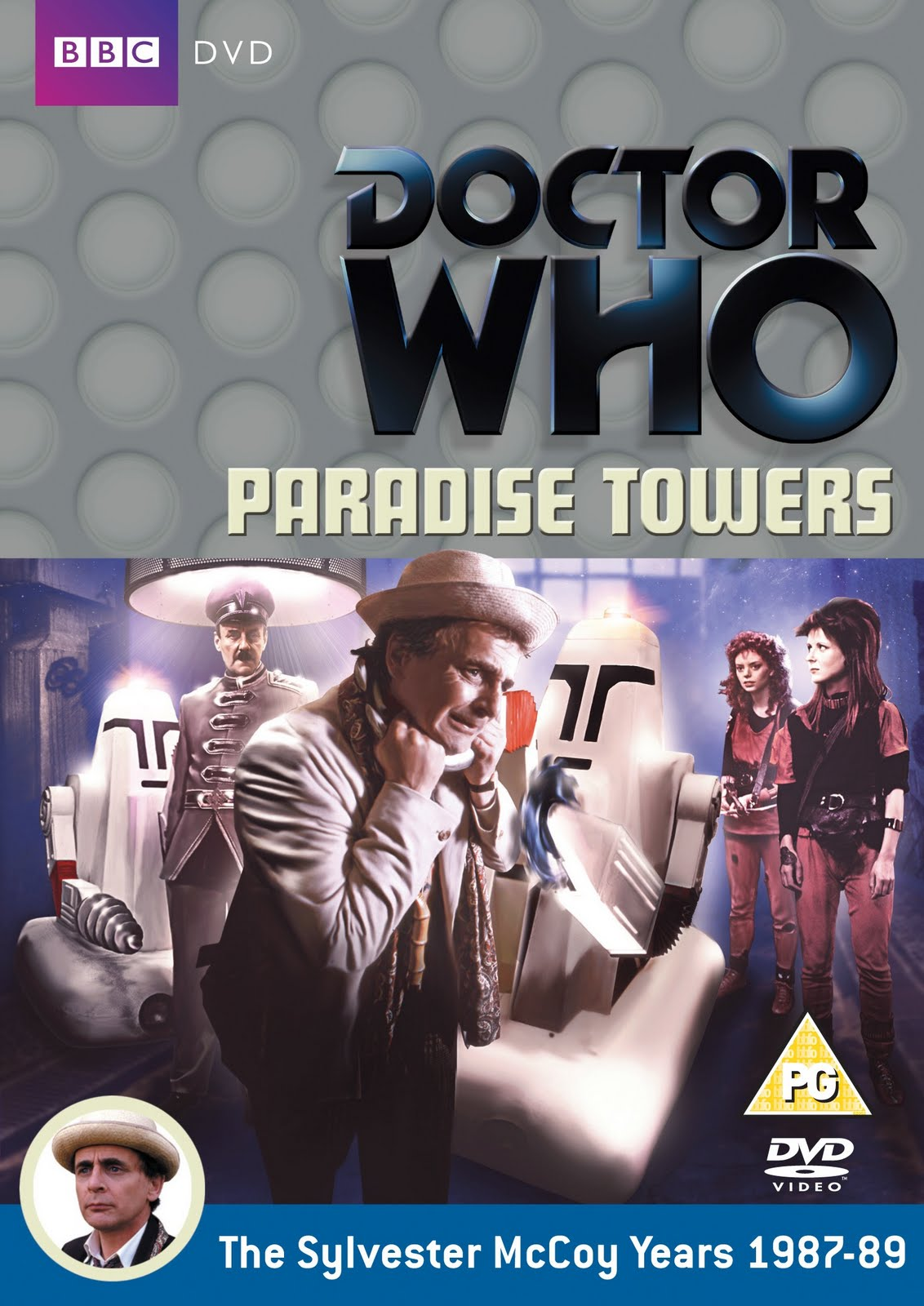 Paradise Towers DVD