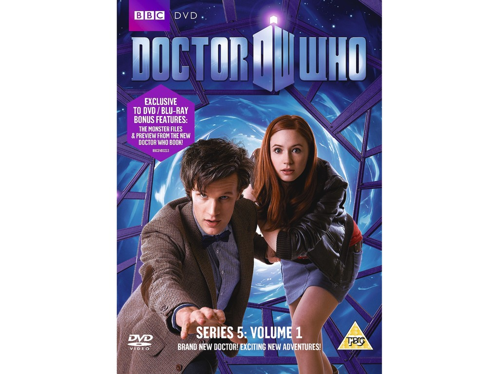 Season 5 volume 1 DVD