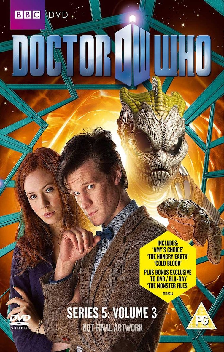 Series 5 volume 3 DVD