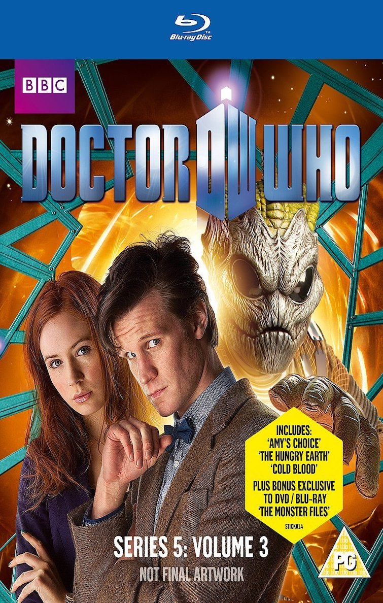 Series 5 volume 3 Blu Ray