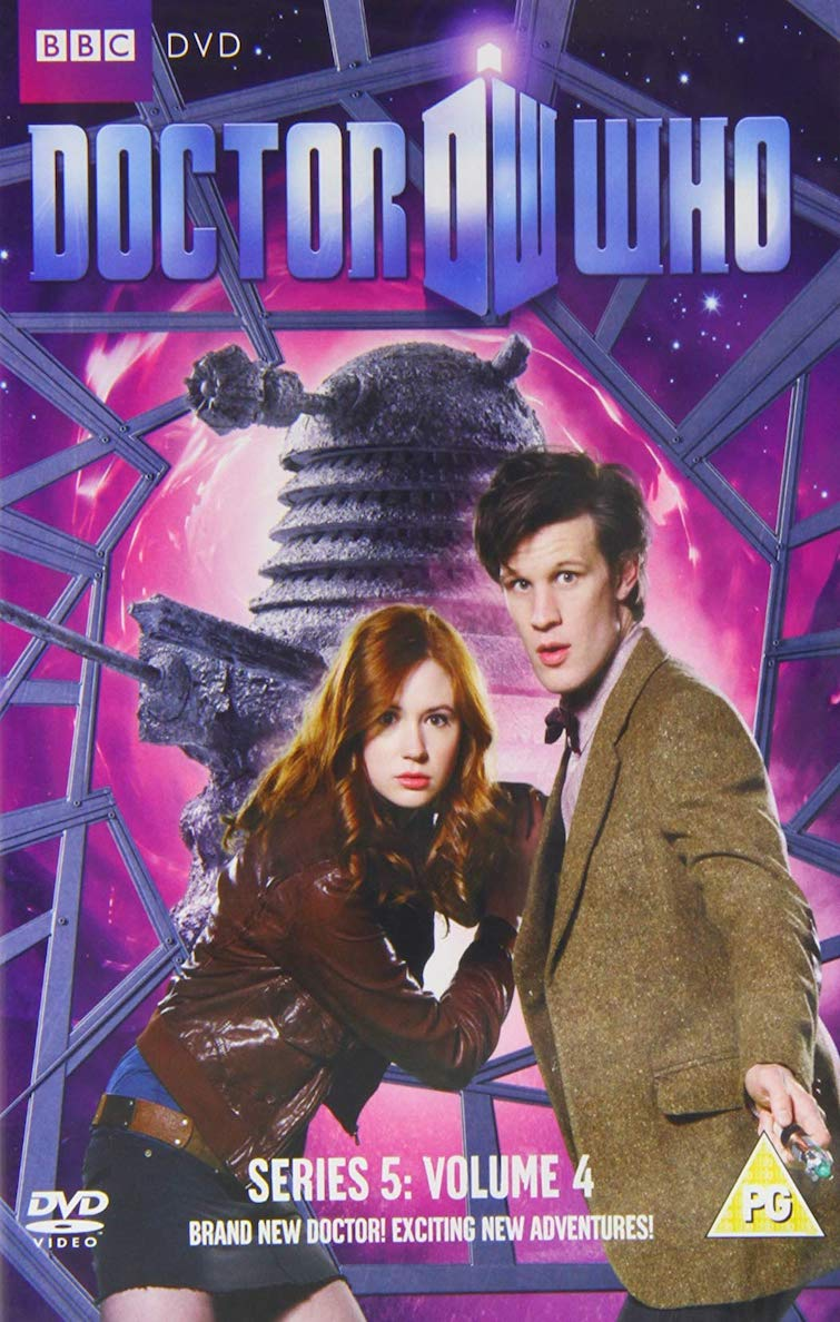 Series 5 volume 4 DVD