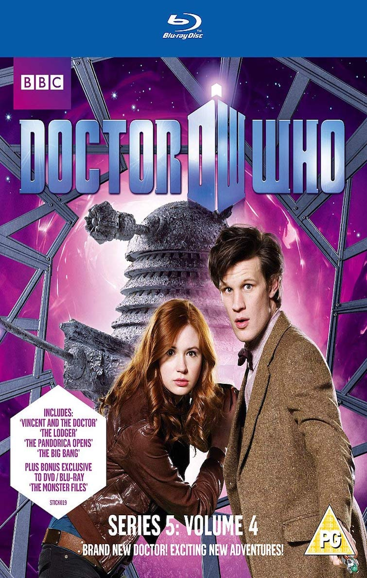 Series 5 volume 4 Blu Ray
