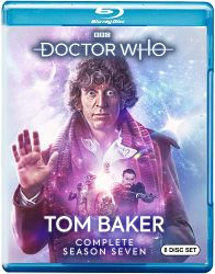 The Complete Season 7 Tom Baker Blu Ray