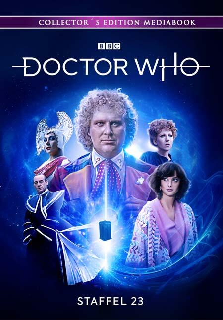 Sechster Doktor - Staffel 23