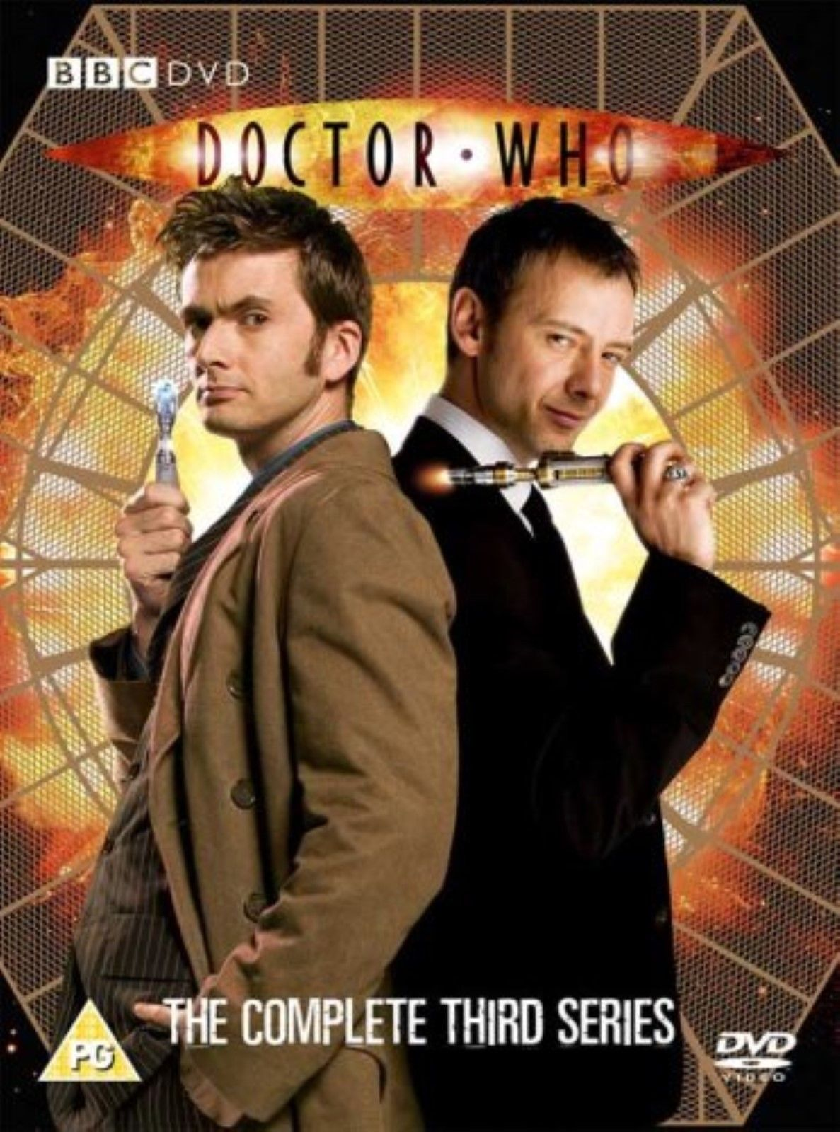 Doctor Who The Complete Third Series
