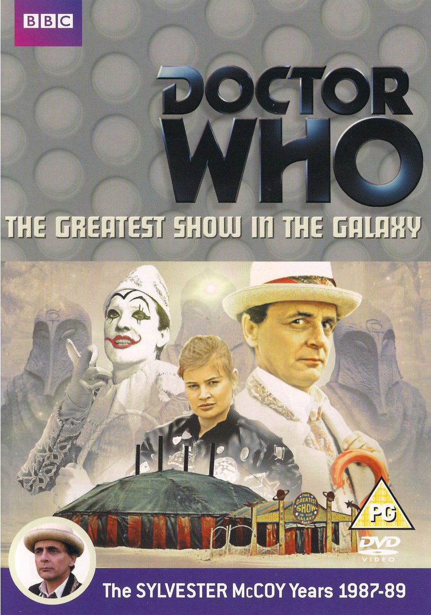 The Greatest Show in the Galaxy DVD