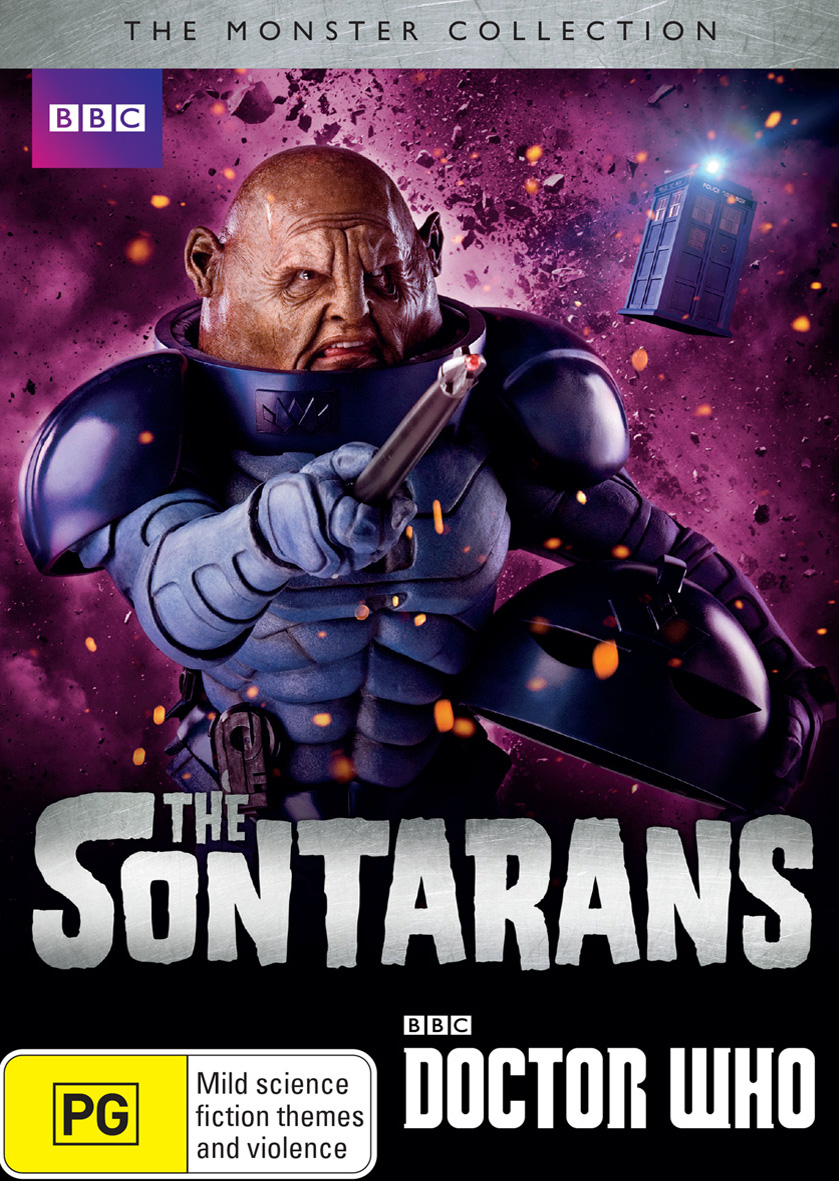 The Monster Collection: The Sontarans