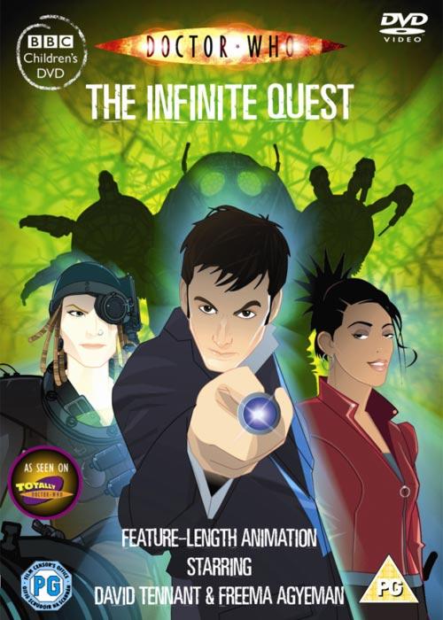 Infinite Quest DVD