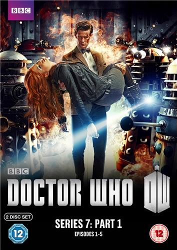 Series 7 Volume 1 DVD