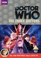 The Three Doctors Special Edition cover