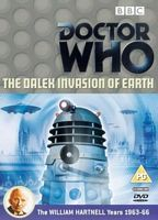 Dalek Invasion of Earth DVD