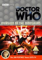 Invasion of the Dinosaurs cover