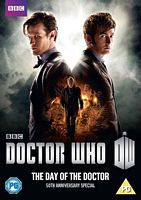 The Day of the Doctor DVD