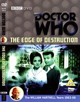 Edge of Destruction cover