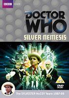 Silver Nemesis cover