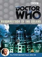 Resurrection of the Daleks cover