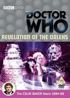 Revelation of the Daleks cover