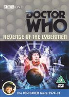 Revenge of the Cybermen cover