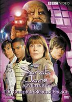 Season TWO DVD Cover