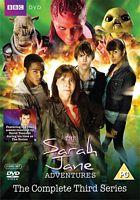 Season Three  DVD Cover