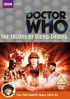 The Talons of Weng Chaing Special Edition cover