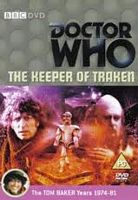 The Keeper of Traken cover