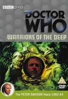 Warriors of the Deep cover