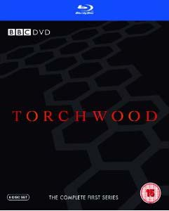 Torchwood Season 1 Blu Ray
