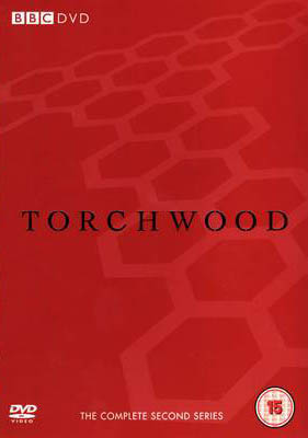 Torchwood Season 2 DVD