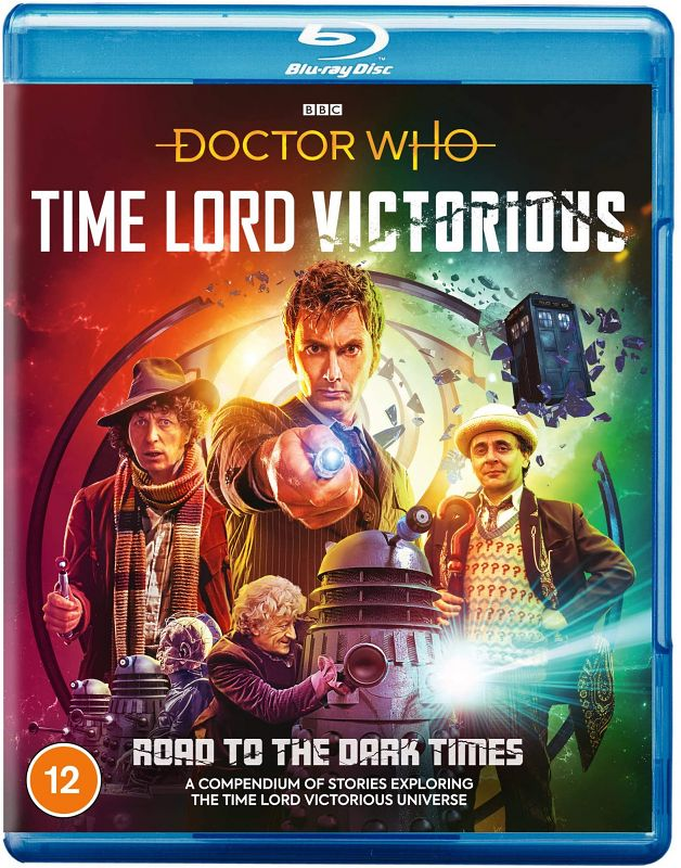 Time Lord Victorious Road To The Dark Times Blu-ray