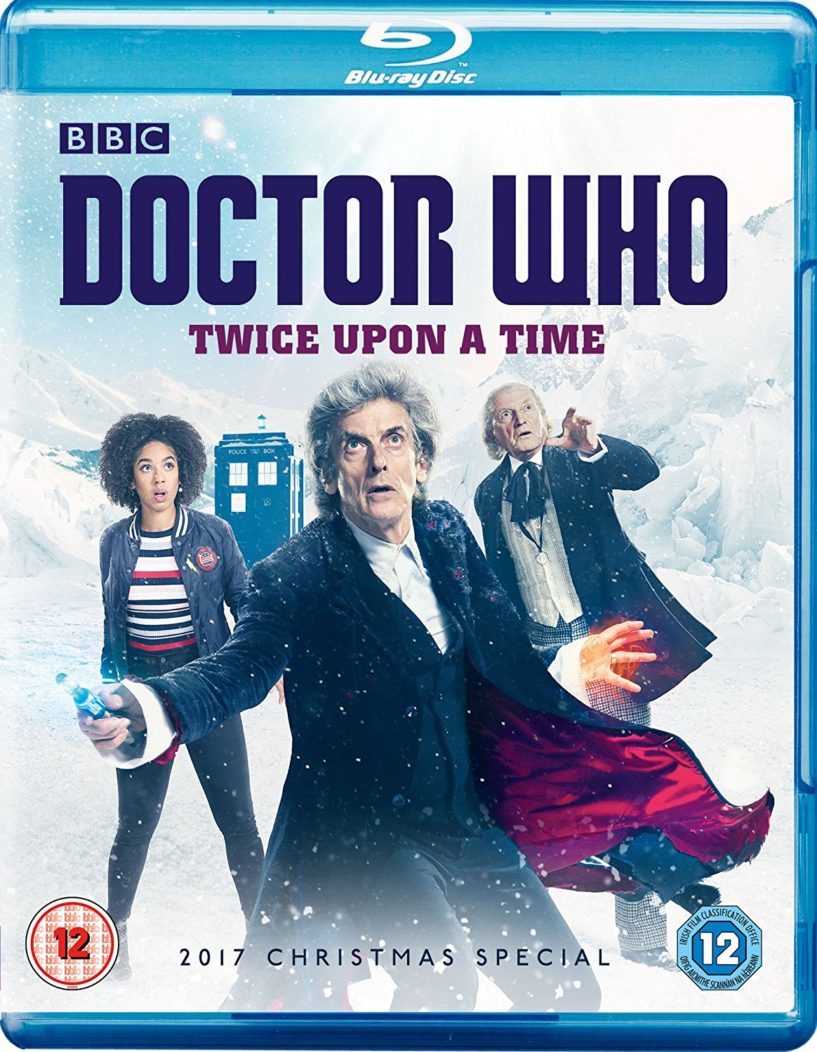 Twice Upon A Time BluRay