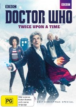 Twice Upon A Time DVD