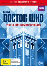 10 Christmas Box Set