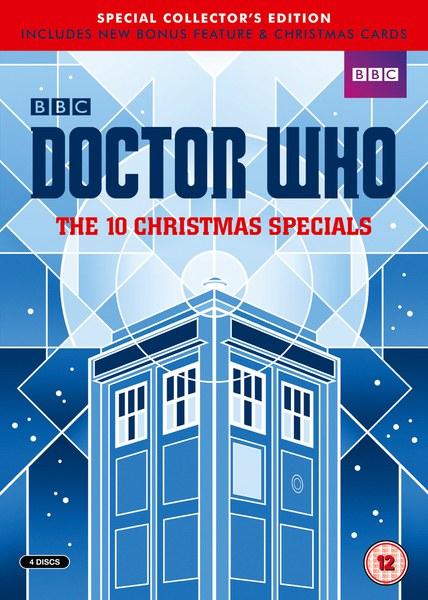 The Christmas Specials DVD Box Set