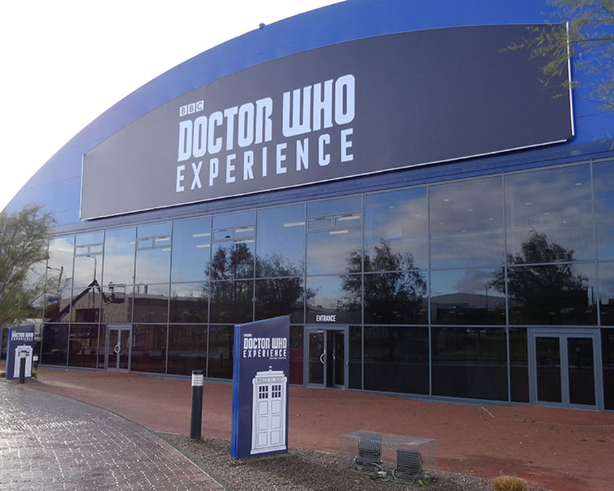 The Doctor Who Experience is to close