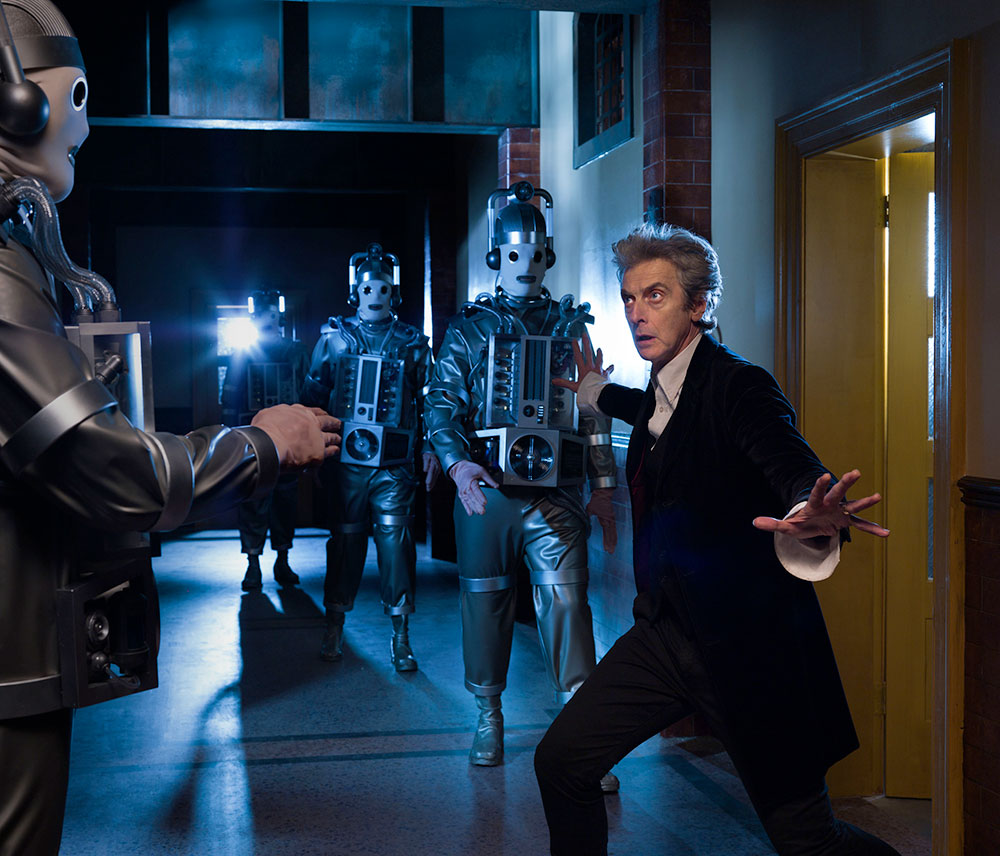 Original Mondassian Cybermen return!