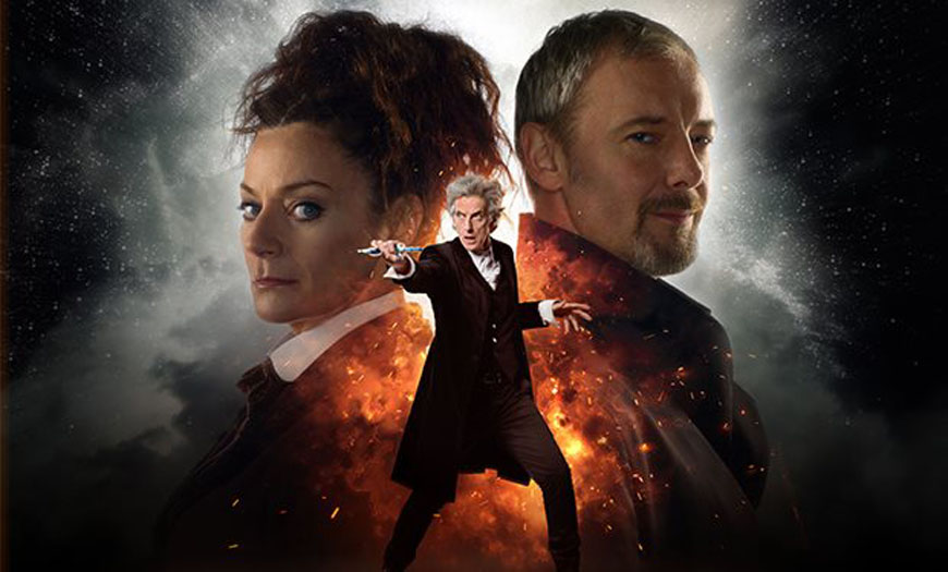 Series 10 finale poster
