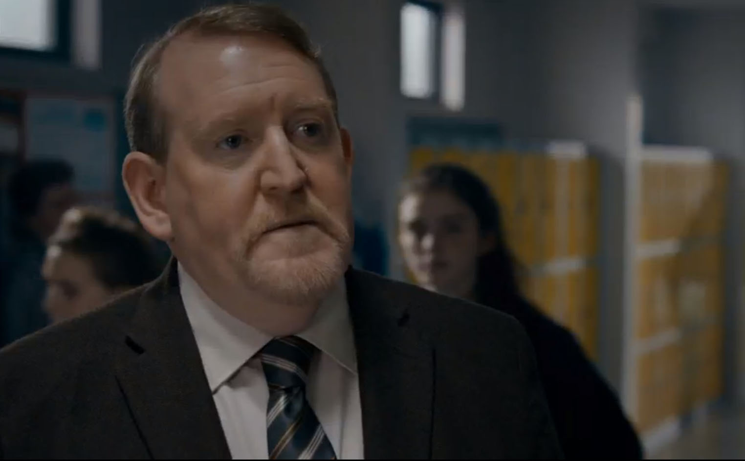 Mr Armitage played by Nigel Betts