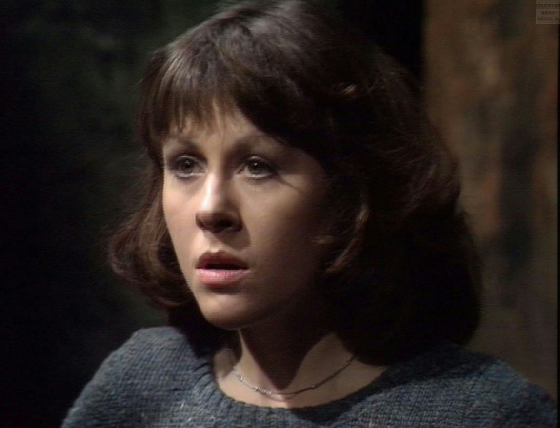Sarah Jane Smith as in Genesis of the Daleks