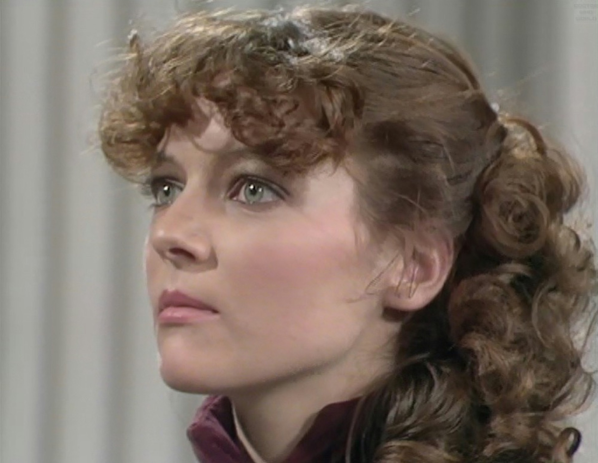 Nyssa as in Earthshock