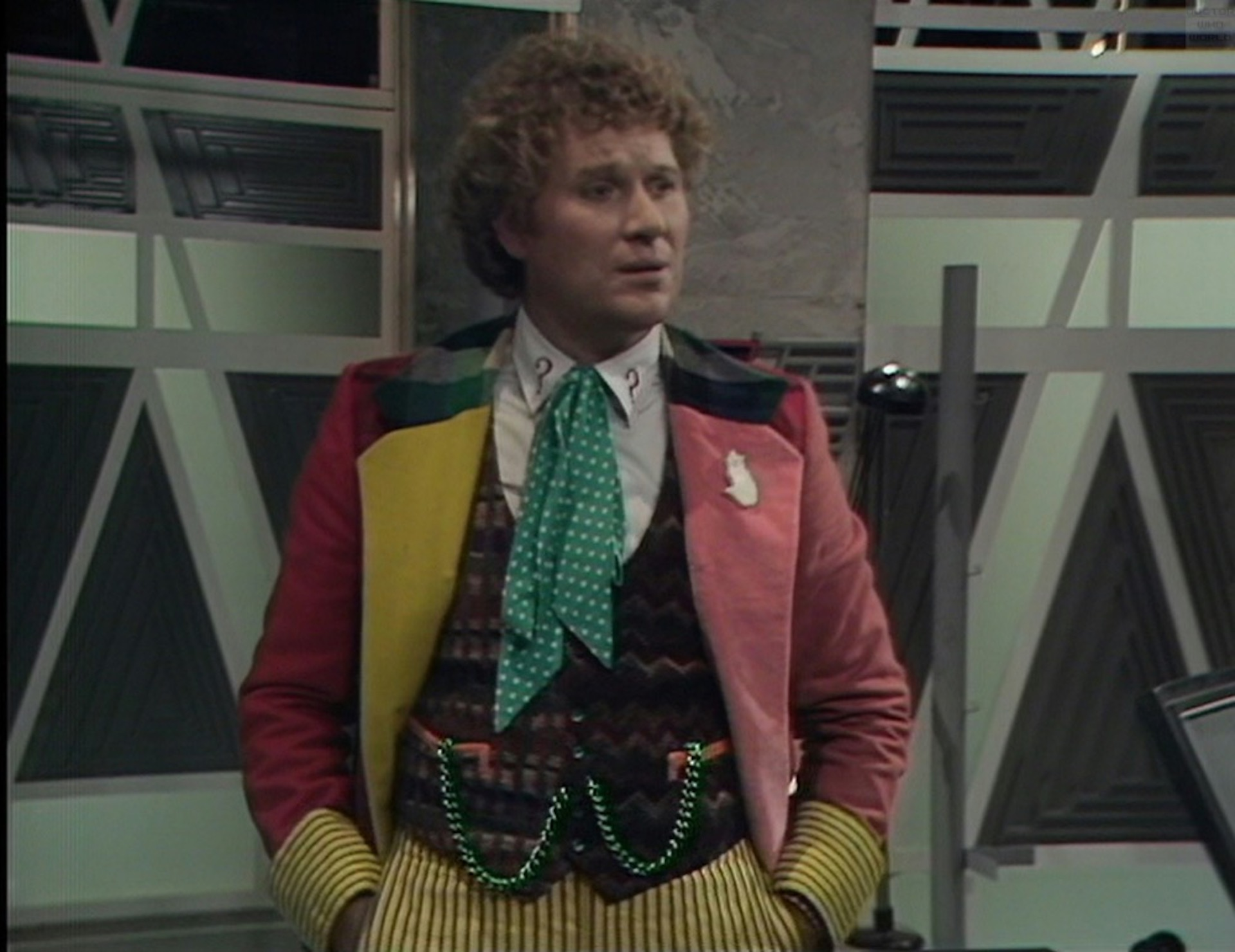 Colin as in The Two Doctors