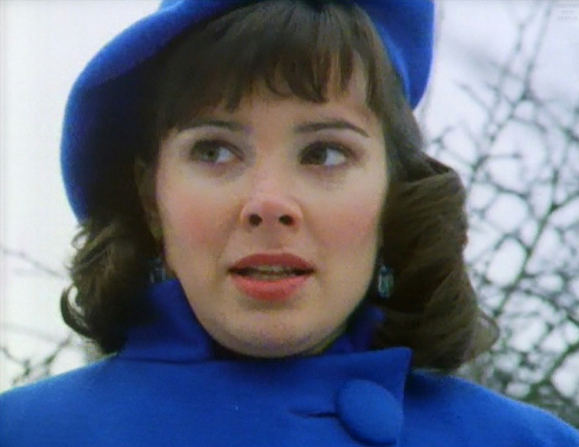 Peri as in Revelation of the Daleks