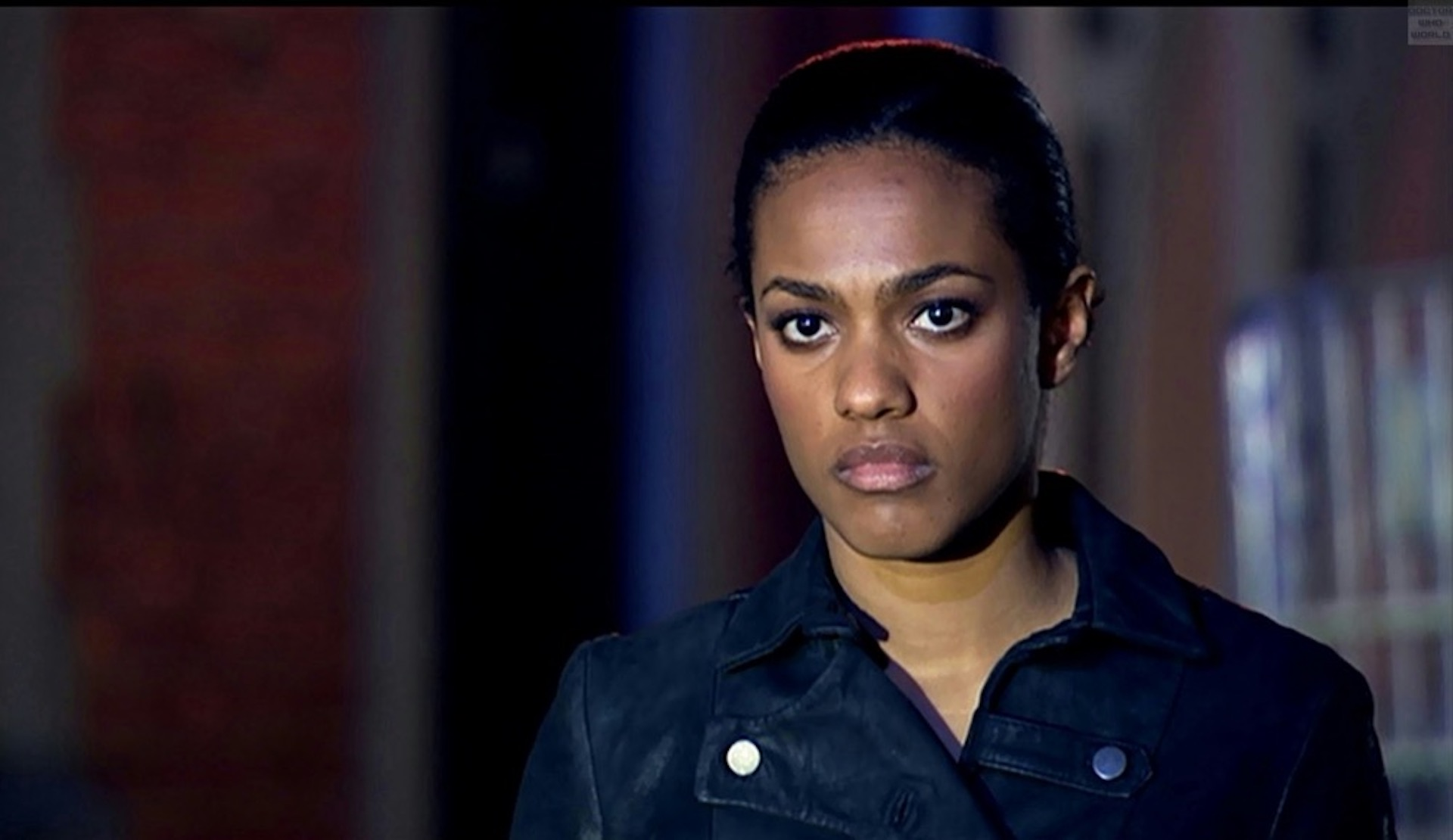 martha jones as in Last of the Timelords