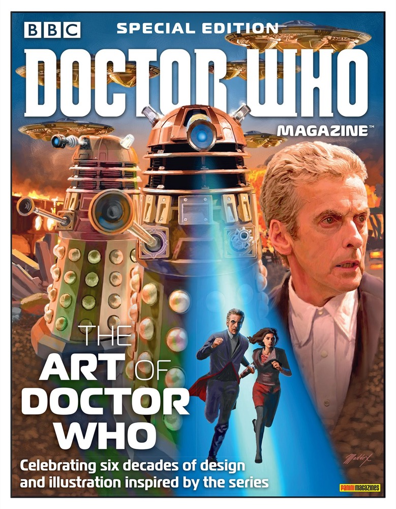 Doctor Who Magazine Special: The Art of Doctor Who