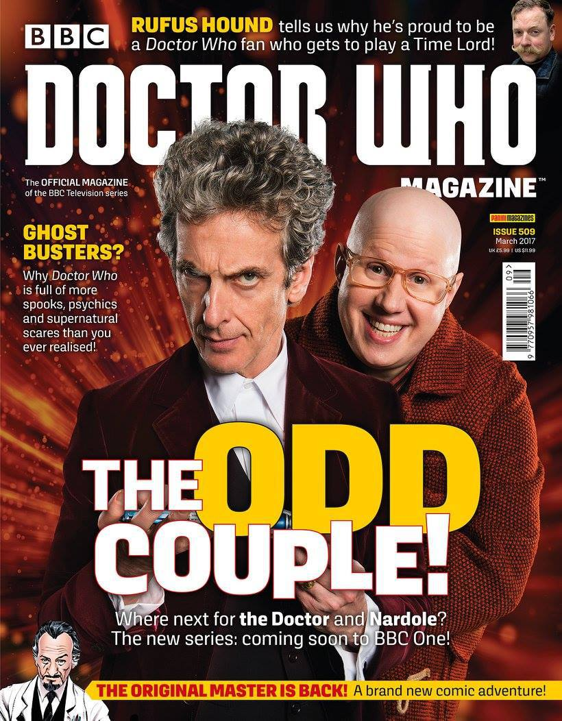 Doctor Who Magazine 509