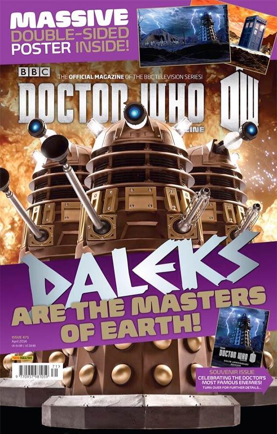 Doctor Who Magazine 471