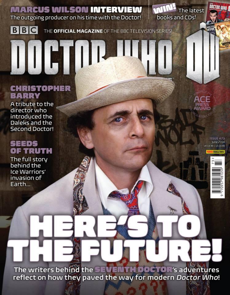 Doctor Who Magazine 473