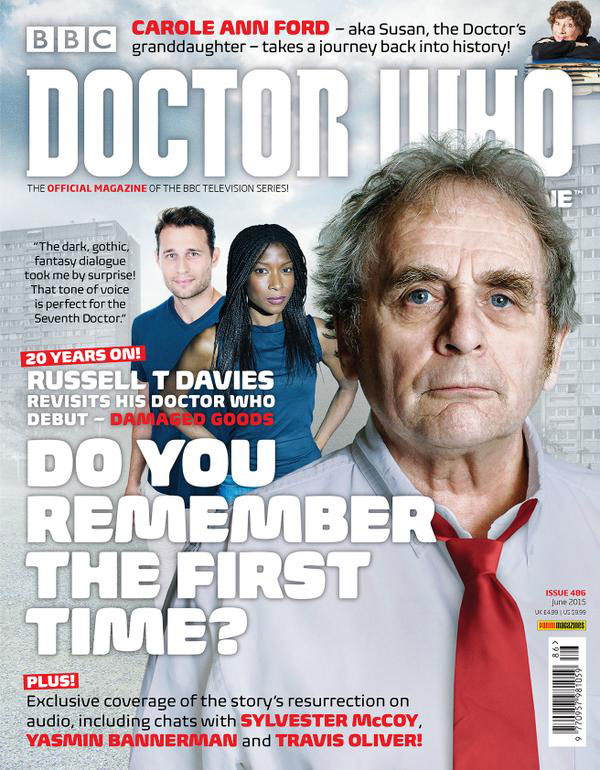 Doctor Who Magazine 486
