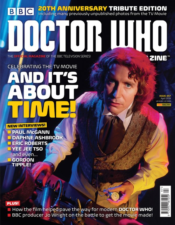 Doctor Who Magazine 497