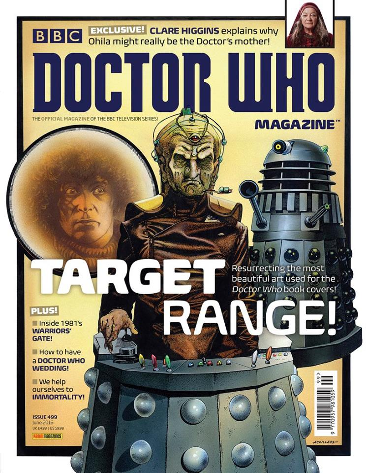 Doctor Who Magazine 499